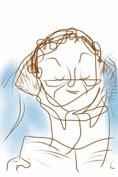 Virginie Egger - illustrations - experiences SketchBook
