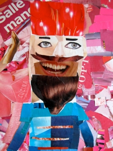 Virginie Egger - Collages Workshops